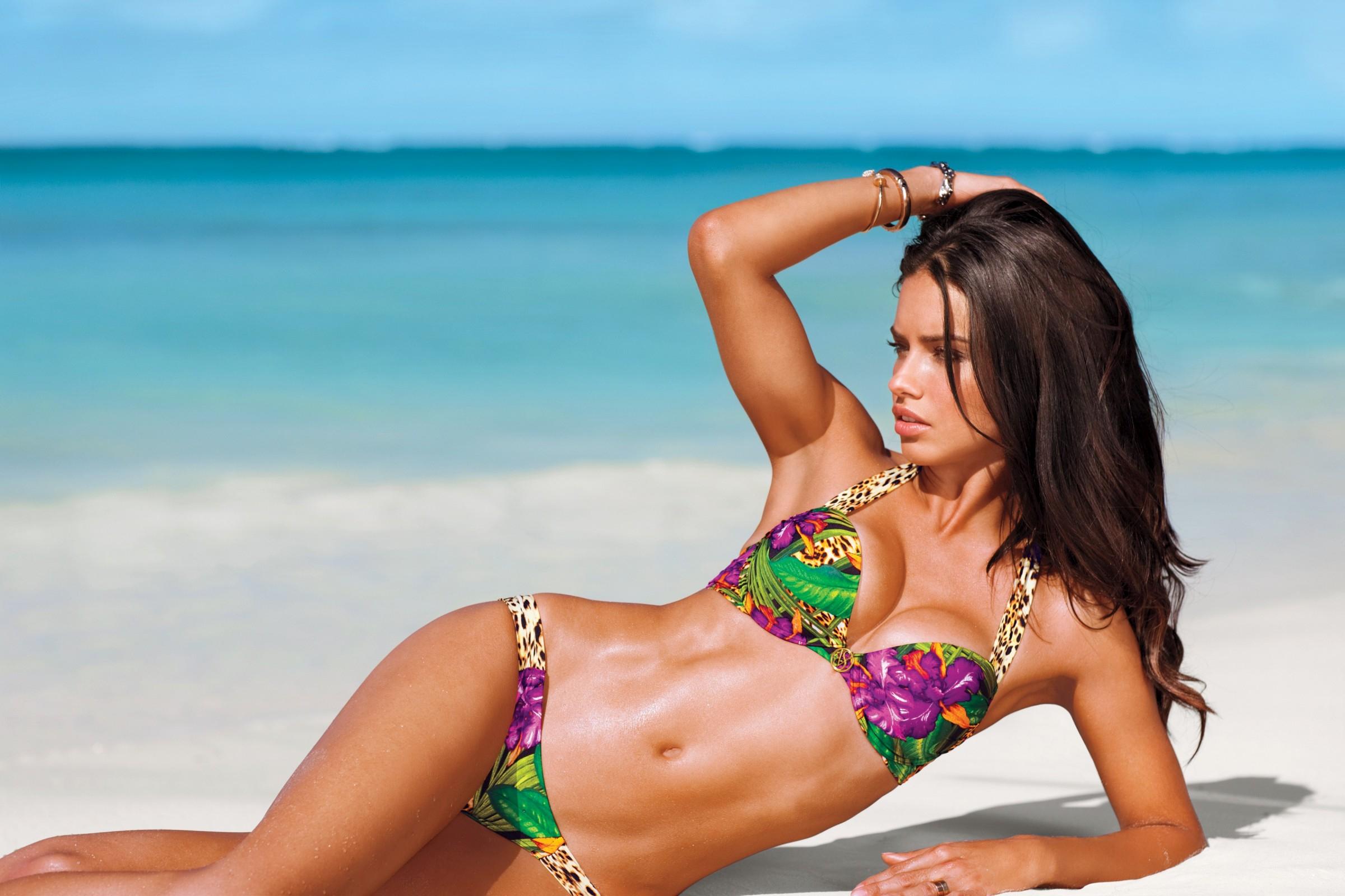 Adriana Lima – Victoria's Secret Swimwear March 2012 ...