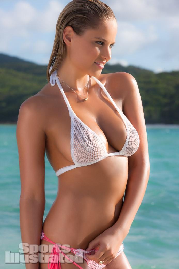 Genevieve Morton – Sports Illustrated 2013 Swimsuit ...