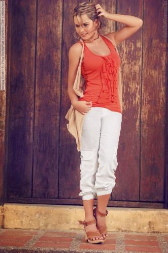 Melissa Giraldo for Phax SwimWear Collection (2011) photoshoot